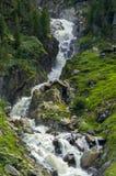 Pequeña cala en las montañas Fotografía de archivo libre de regalías