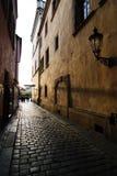 Pequeña calle Foto de archivo