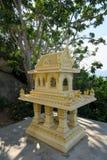 Pequeña capilla cerca del hin de Hua Imagen de archivo libre de regalías
