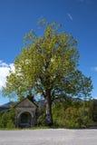 Pequeña capilla en Sorica Foto de archivo libre de regalías