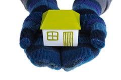 Pequeña casa Fotografía de archivo libre de regalías