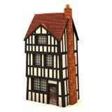 Pequeña casa 3D Fotos de archivo libres de regalías