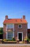 Pequeña casa acogedora Imagen de archivo libre de regalías