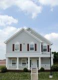 Pequeña casa ideal Imagen de archivo