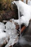 Pequeña cascada Imagen de archivo libre de regalías