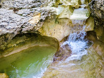 Pequeña cascada 2 Imagenes de archivo