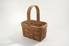 Pequeña cesta Fotos de archivo libres de regalías