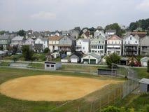 Pequeña ciudad de Pennsylvania imagen de archivo libre de regalías
