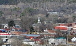 Pequeña ciudad Tennessee Fotografía de archivo