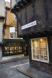 Pequeña confusión en York Imágenes de archivo libres de regalías