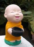 Pequeña escultura de Buda Fotos de archivo libres de regalías