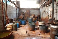 Pequeña fábrica Imagen de archivo