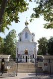 Pequeña iglesia imagen de archivo libre de regalías