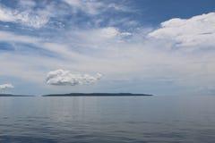 Pequeña isla Foto de archivo libre de regalías