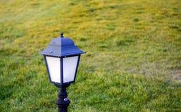 Pequeña linterna urbana Imagenes de archivo