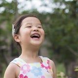 Pequeña muchacha asiática Imágenes de archivo libres de regalías