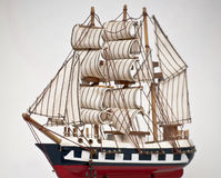 Pequeña nave. Foto de archivo libre de regalías
