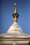 Pequeña pagoda en el templo de Tailandia Foto de archivo libre de regalías