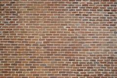 Pequeña pared de ladrillos fotografía de archivo