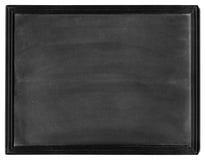 Pequeña pizarra negra Fotografía de archivo libre de regalías