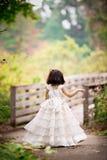 Pequeña princesa Fotografía de archivo