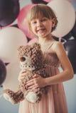 Pequeña princesa hermosa imágenes de archivo libres de regalías