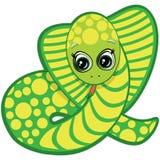 Pequeña serpiente Imagen de archivo