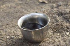 Pequeña taza de café sólo Imagen de archivo libre de regalías