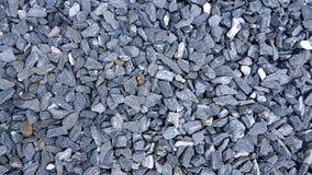 Pequeña textura de piedra del piso del color gris Fotografía de archivo libre de regalías