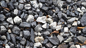 Pequeña textura de piedra del piso del color gris Imagen de archivo libre de regalías
