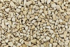 Pequeña textura de piedra marrón clara Foto de archivo libre de regalías