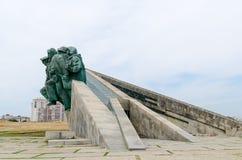 Pequeña tierra conmemorativa Novorossiysk Foto de archivo