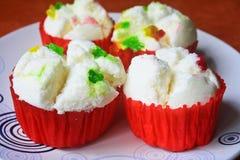 Pequeña torta. Imagen de archivo