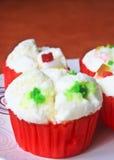 Pequeña torta. Fotografía de archivo