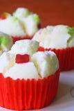 Pequeña torta. Imagenes de archivo