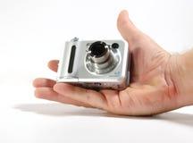 Pequeñas cámaras digitales fotografía de archivo
