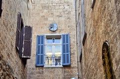 Pequeñas calles de Jaffa viejo fotografía de archivo