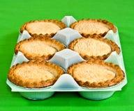 Pequeñas empanadas Imagen de archivo
