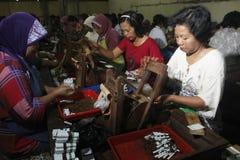PEQUEÑAS EMPRESAS DE INDONESIA POTENCIALES Imagen de archivo libre de regalías