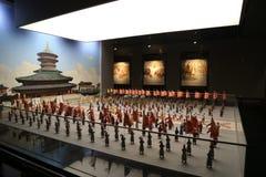 Pequeñas estatuas chinas Imagen de archivo