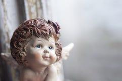 Pequeño ángel de guarda Fotos de archivo libres de regalías