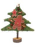 Pequeño árbol de navidad Imagenes de archivo