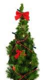 Pequeño árbol de navidad Imagen de archivo libre de regalías