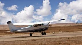 Pequeño aeroplano Imagen de archivo libre de regalías