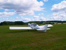 Pequeño aeroplano Fotografía de archivo libre de regalías
