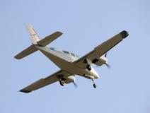 Pequeño aeroplano Fotografía de archivo