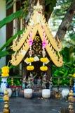 Pequeño alcohol hous en Tailandia Imagen de archivo
