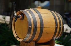 Pequeño barril Imagenes de archivo