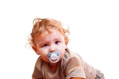 Pequeño bebé foto de archivo