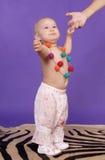 Pequeño bebé Fotografía de archivo libre de regalías